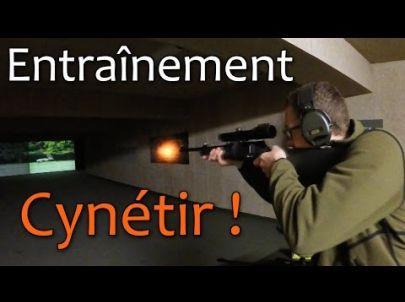 Entraînement intensif aux Tirs en Battue au Cynétir - Chasse HD