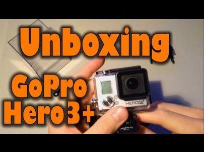Unboxing GoPro BLACK EDITION par Chasse HD